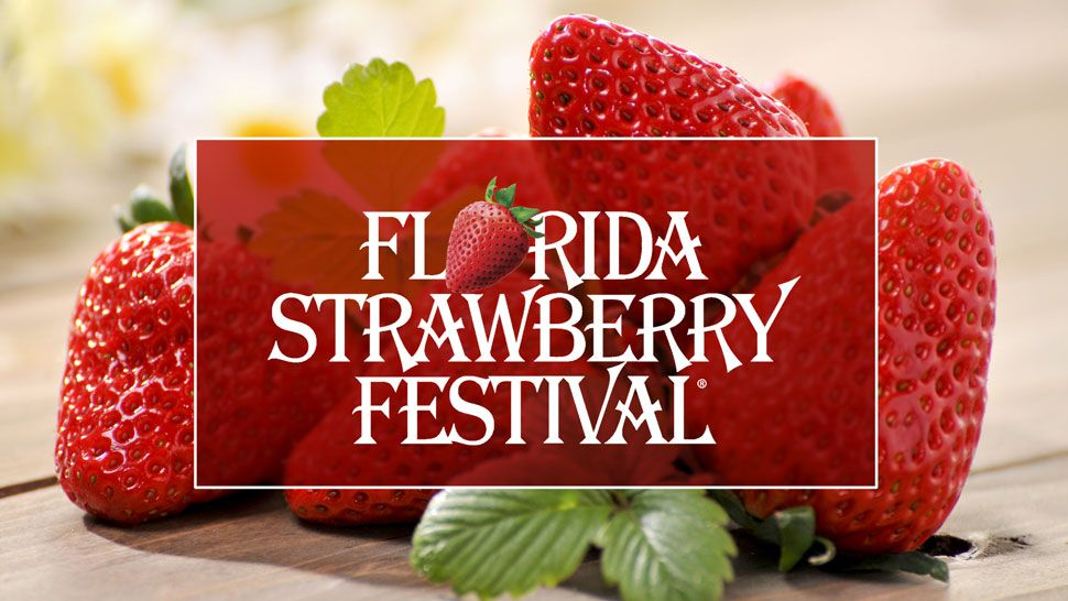 2020 Florida Strawberry Festival Kicks Off This Week