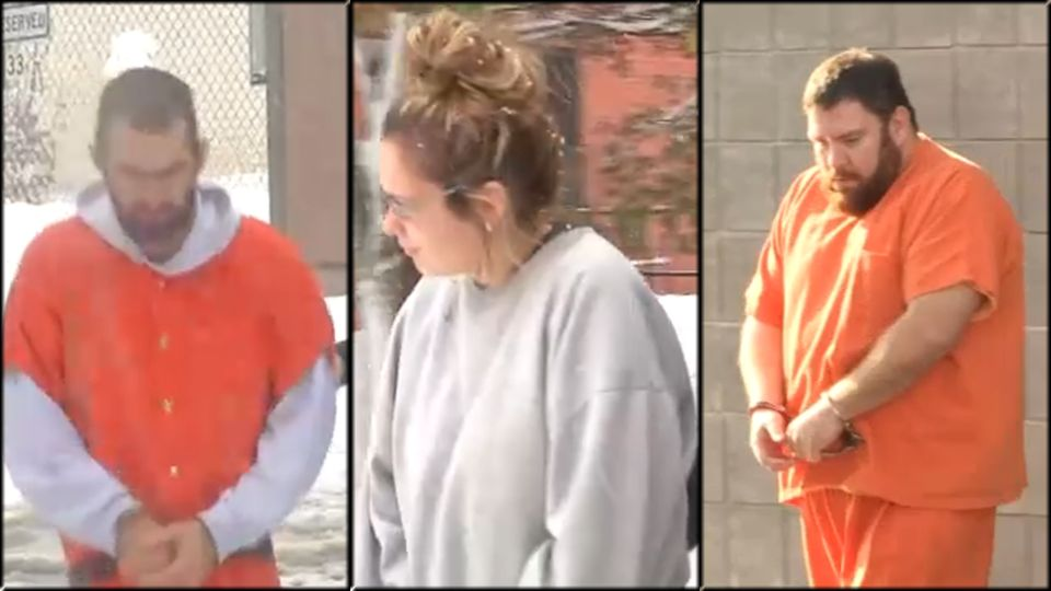 3 Indicted, 2 Charged with Murder in Sodus Double Homicide