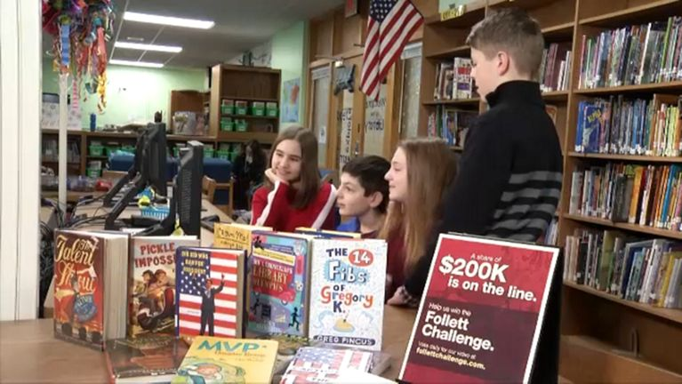 Library in Victor is finalist for nationwide contest