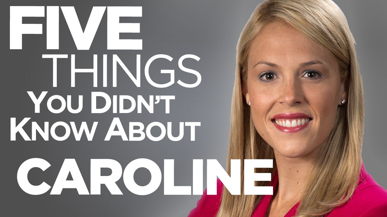5 things you may not know about Caroline Blair