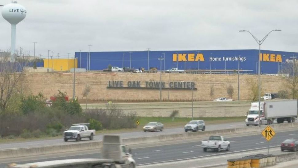 IKEA Arrival Sparks New Traffic Patterns on
