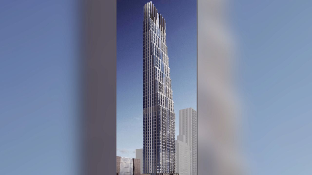 Developers May Have to Remove 20 Floors From Upper West Side High Rise