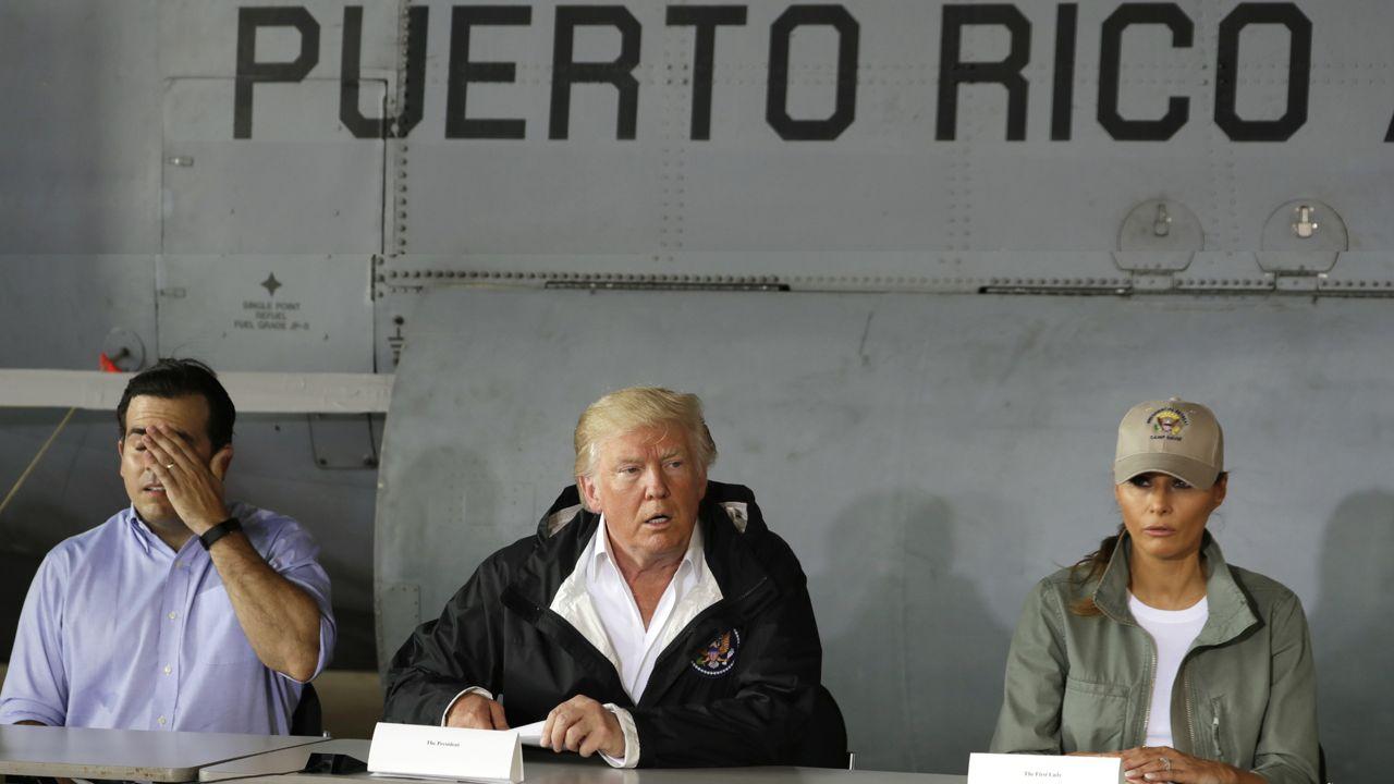 Trump Administration Announces $13 Billion in Aid to Puerto Rico