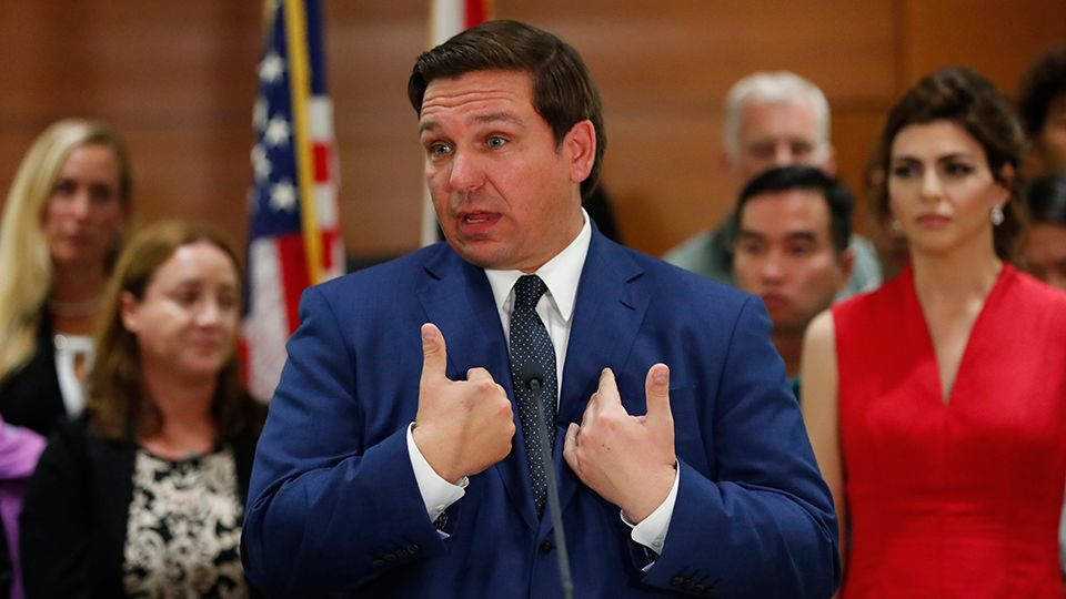 DeSantis, Cabinet Heading to Israel for Trade Mission