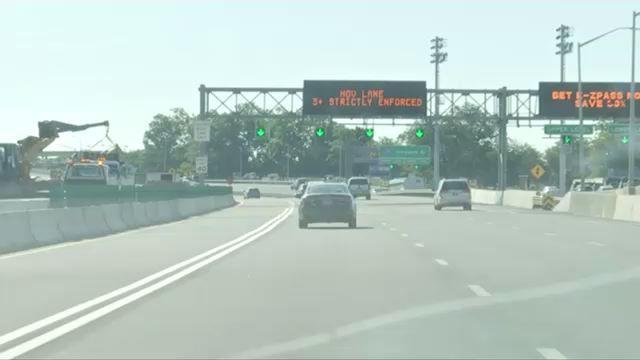 Staten Island officials consider cameras to combat HOV lane