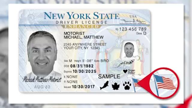 Drivers' Licenses For Deadline Upgrade To Nyers Looms