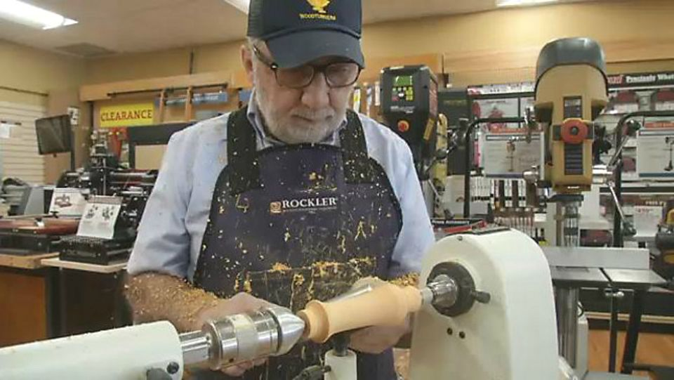 Make And Take Classes To Celebrate Woodworking Month