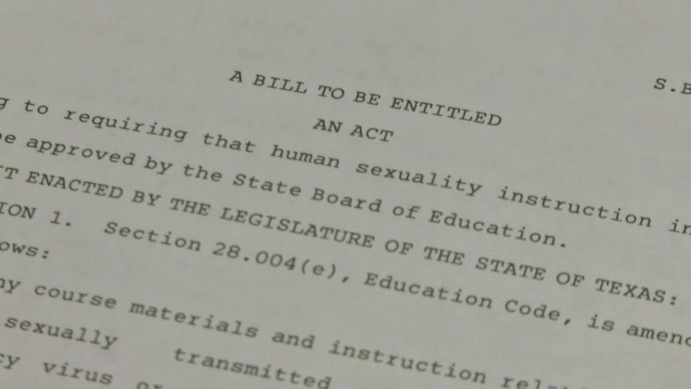 Texas Students Push for Comprehensive Sex Ed