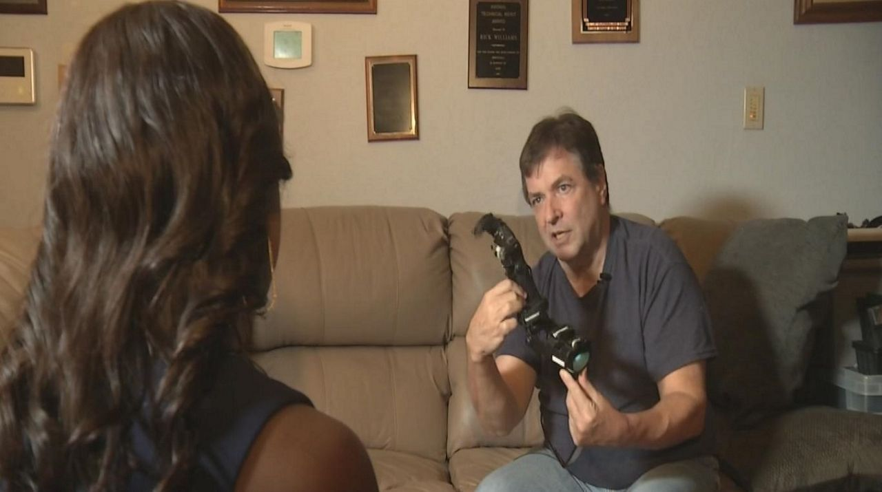 Pinellas Doctor Uses 3-D Printer To Create Life-Changing Prosthetics