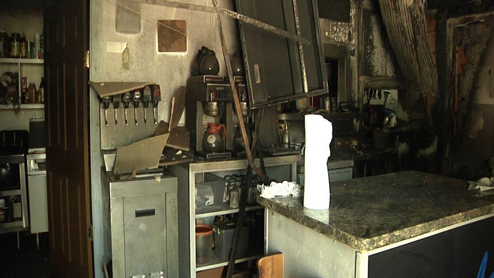 Popular Brooksville restaurant badly damaged by fire