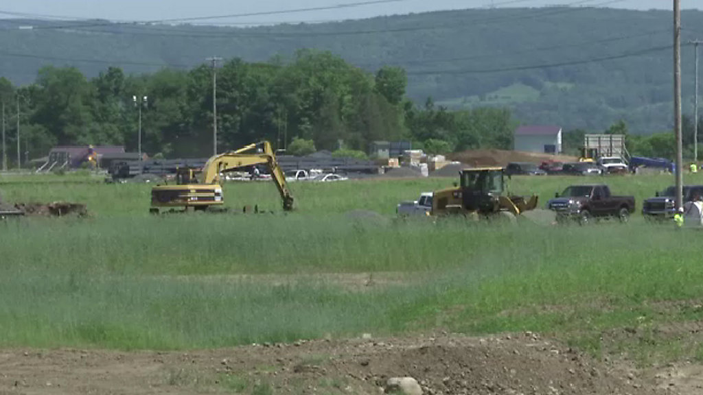 Tractor Supply Distribution Center In Herkimer County Hiring