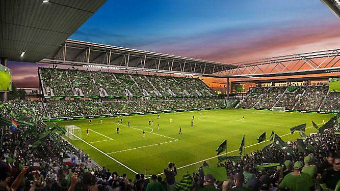 Austin Signs Mls Stadium Agreement With Precourt Sports