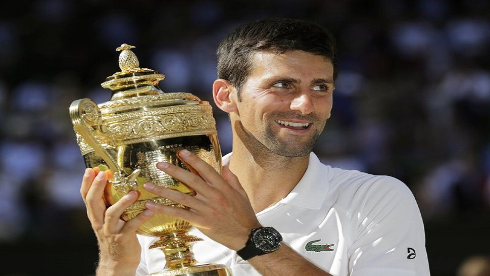 Novak Djokovic Wins 4th Wimbledon 1st Grand Slam In 2 Years