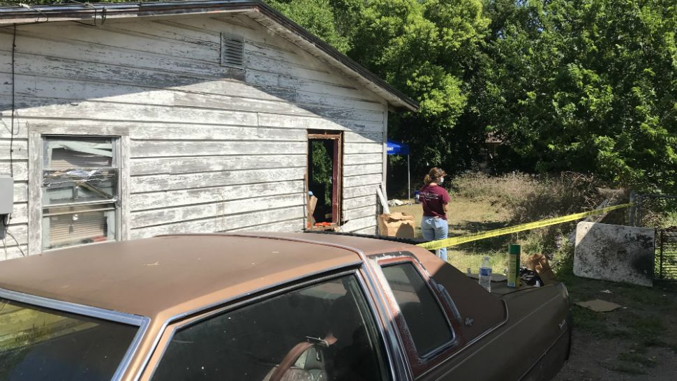 Unidentified Skeletal Remains Found Inside Seguin Home