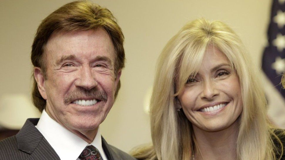 Action Star Chuck Norris to Read Children's Story
