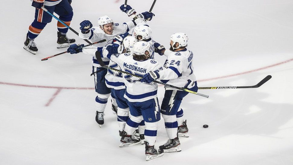 Quick Strike Lightning One Win Away From Stanley Cup Final