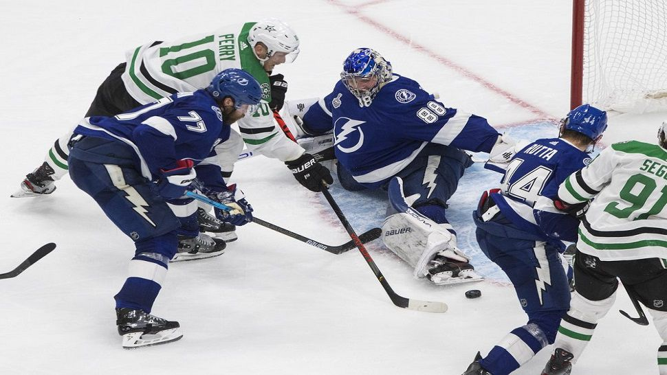 Dallas Forces Game 6 With Double Overtime Win Over Lightning