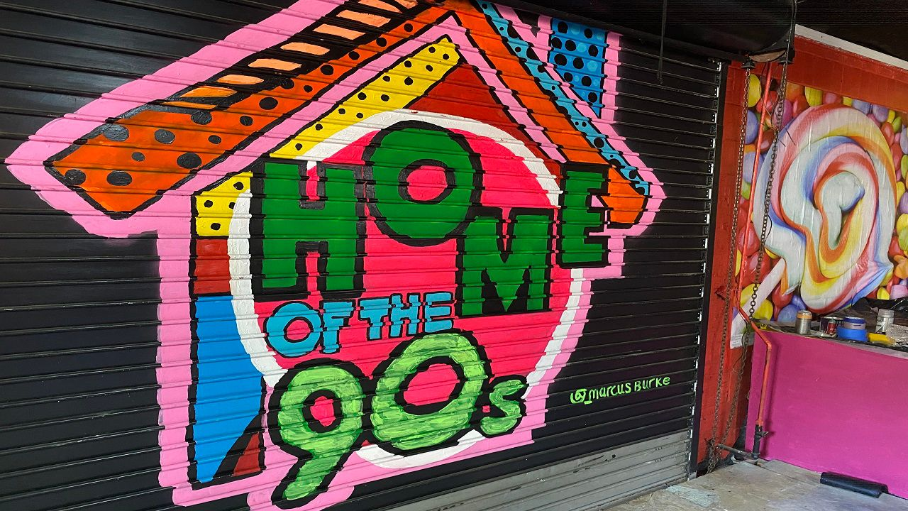 Home of the 90s Museum opening in Concord