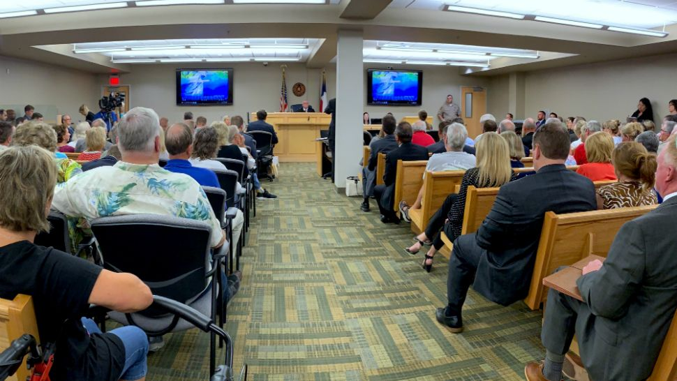 GBRA's Plan to Drain Lakes On Hold Until Judge Reaches Final Verdict