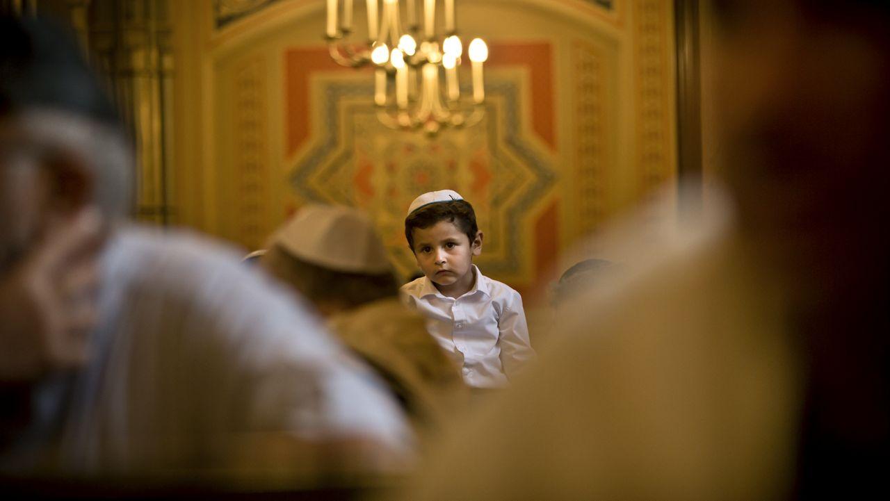 Wisconsinites celebrate Yom Kippur - Spectrum News 1