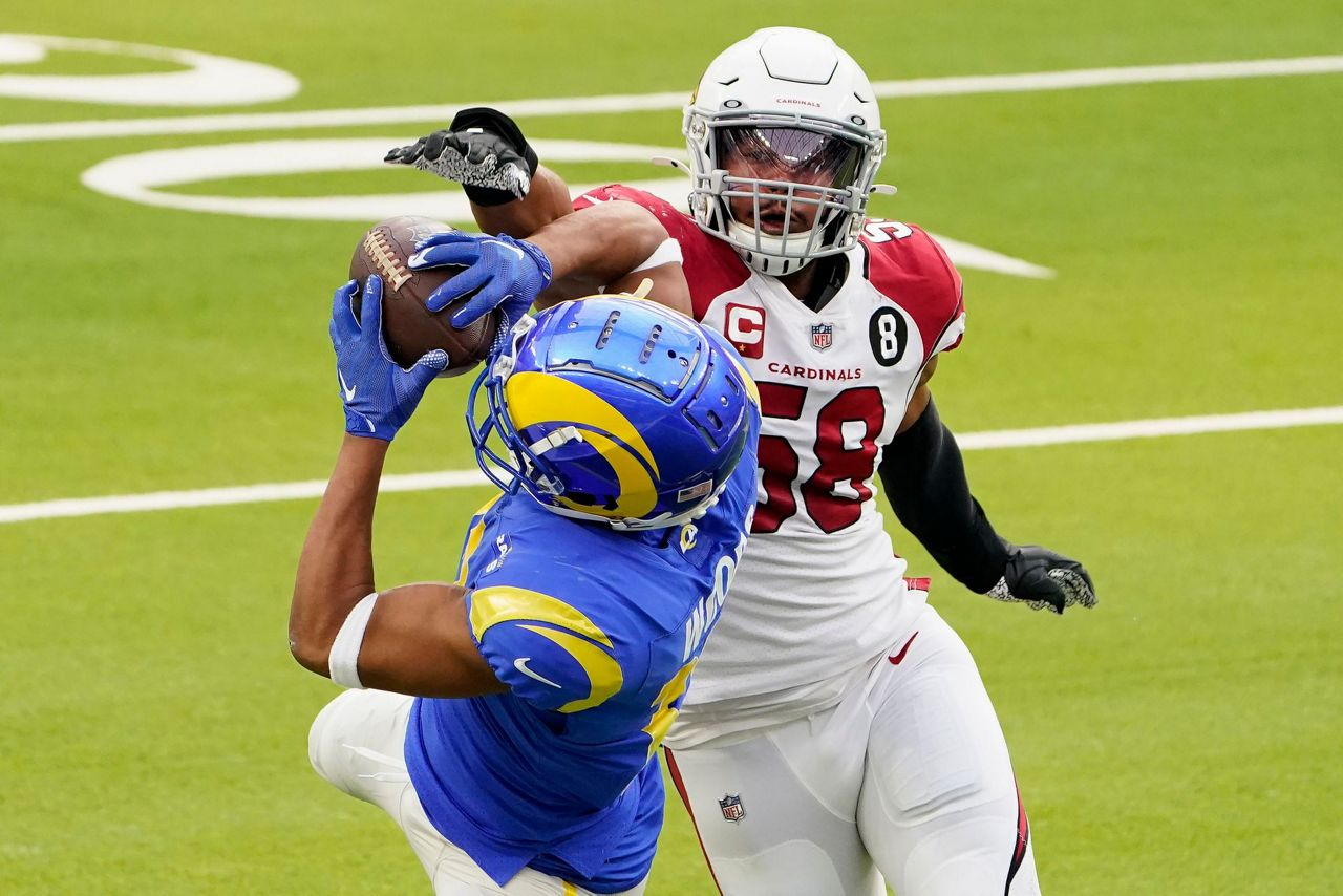 Wolford Defense Lead Rams Past Arizona 18 7 Into Playoffs