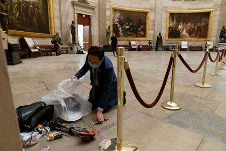 The Latest Senator Wants Crime Scene Evidence Preserved