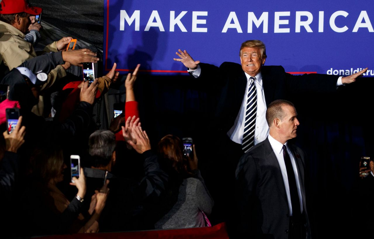 14 Day Forecast For New York City >> Trump takes immigration message to Missouri in rally blitz