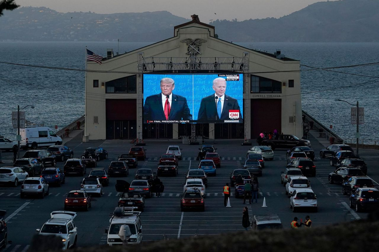 Viewership For 2nd Trump Biden Debate Drops To 63 Million