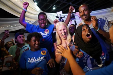 Minnesota retirements open battles for 3 open US House seats