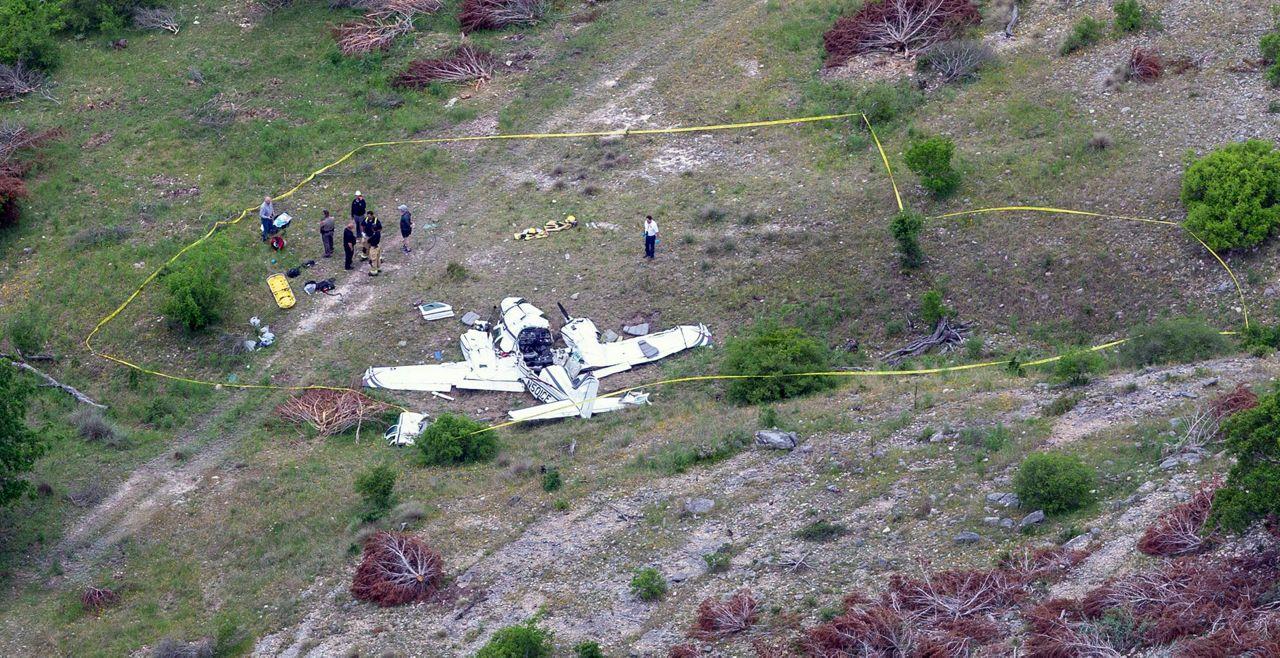 Witnesses Describe Struggling Plane On Doomed Texas Flight