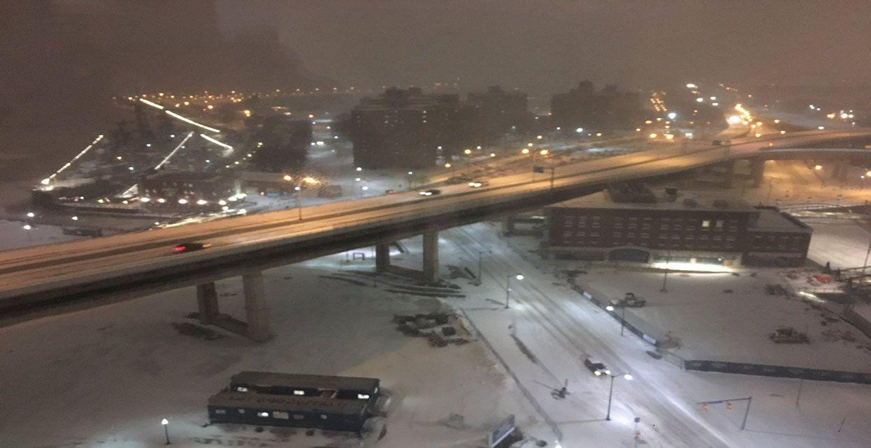 Snow Storm 2019