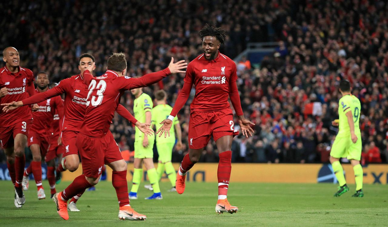 Chelsea Vs Manchester United Vs Fc Barcelona: Liverpool Stuns Barcelona 4-0 To Reach CL Final