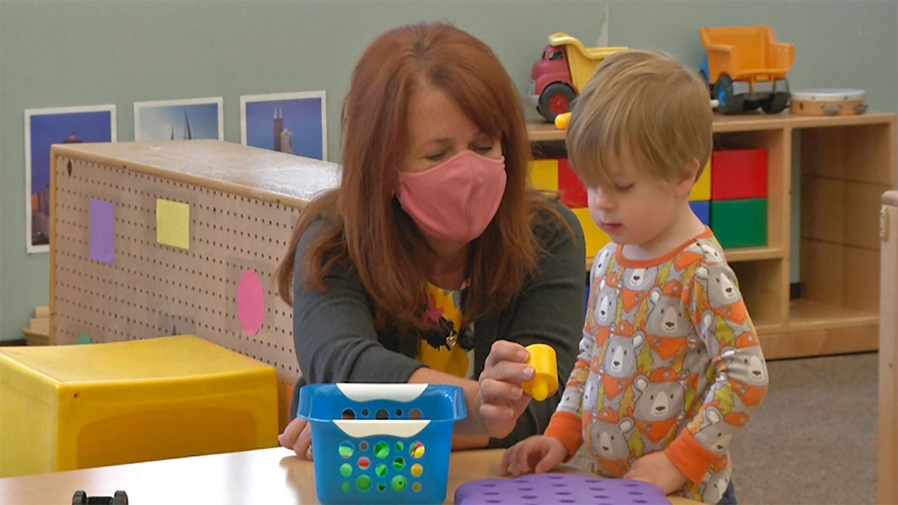 Child Care Providers Struggle with Lack of Staffing
