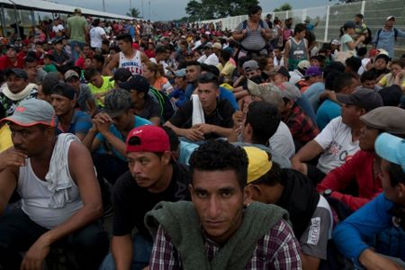 The Invasion Central_America_Migrant_Caravan_34628?hei=300