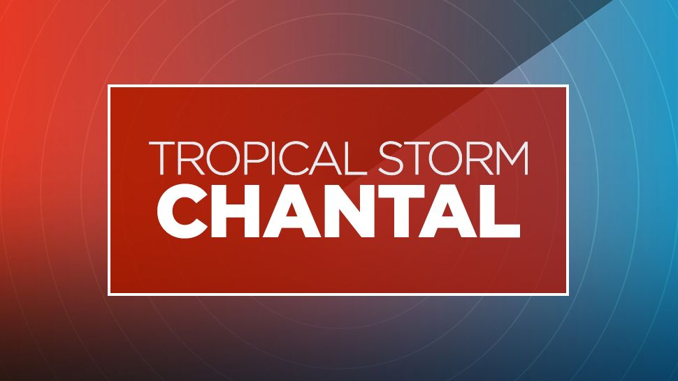 TROPICS: Chantal Is No Threat to US; Watching System Over Bahamas