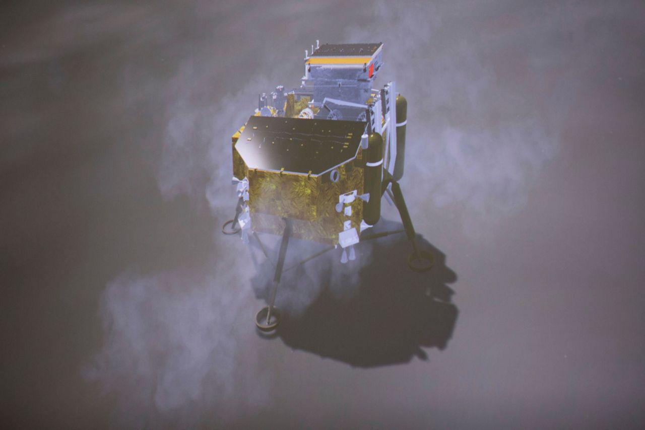 chinese lunar spacecraft - photo #6