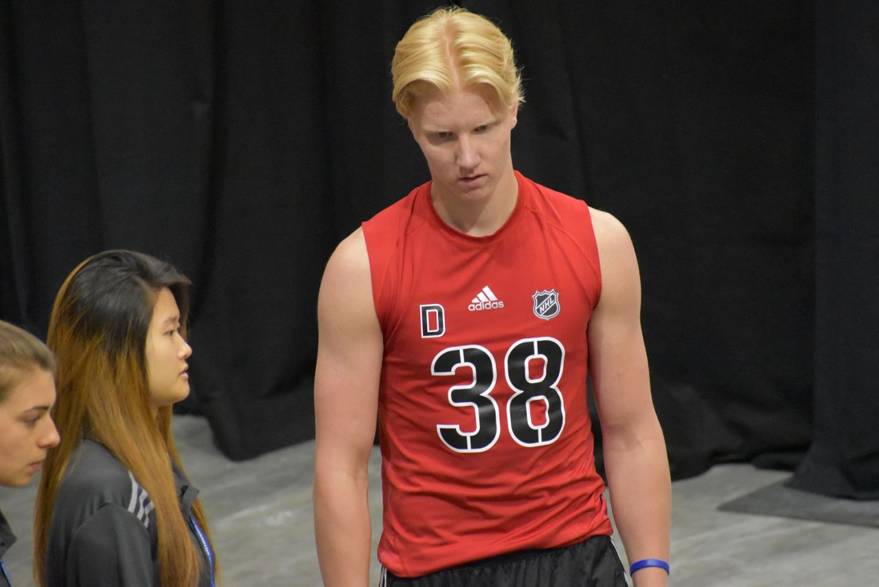 NHL Scouting Combine