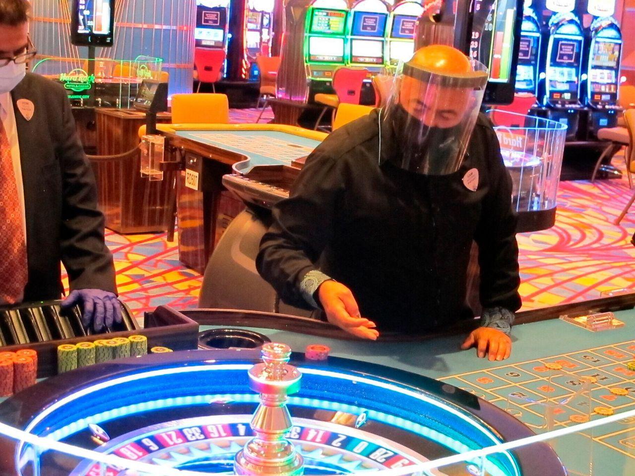 Earns Atlantic City Casinos 26503