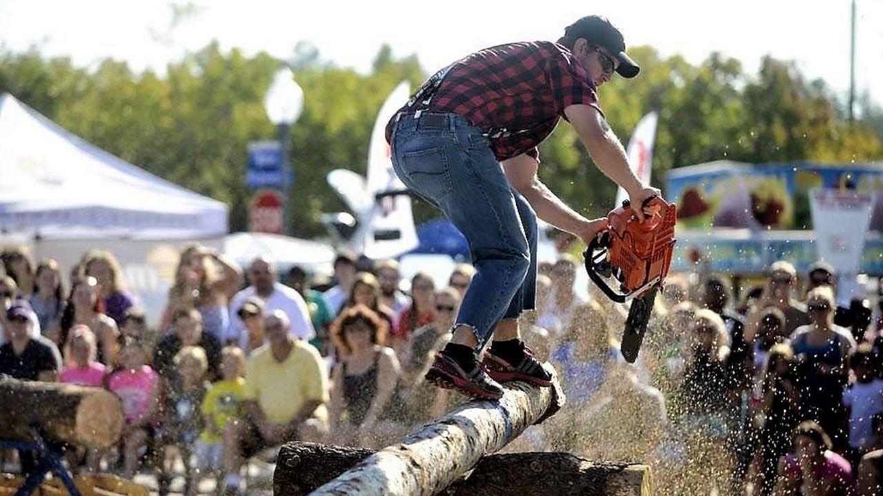 Entertainment Lumberjack