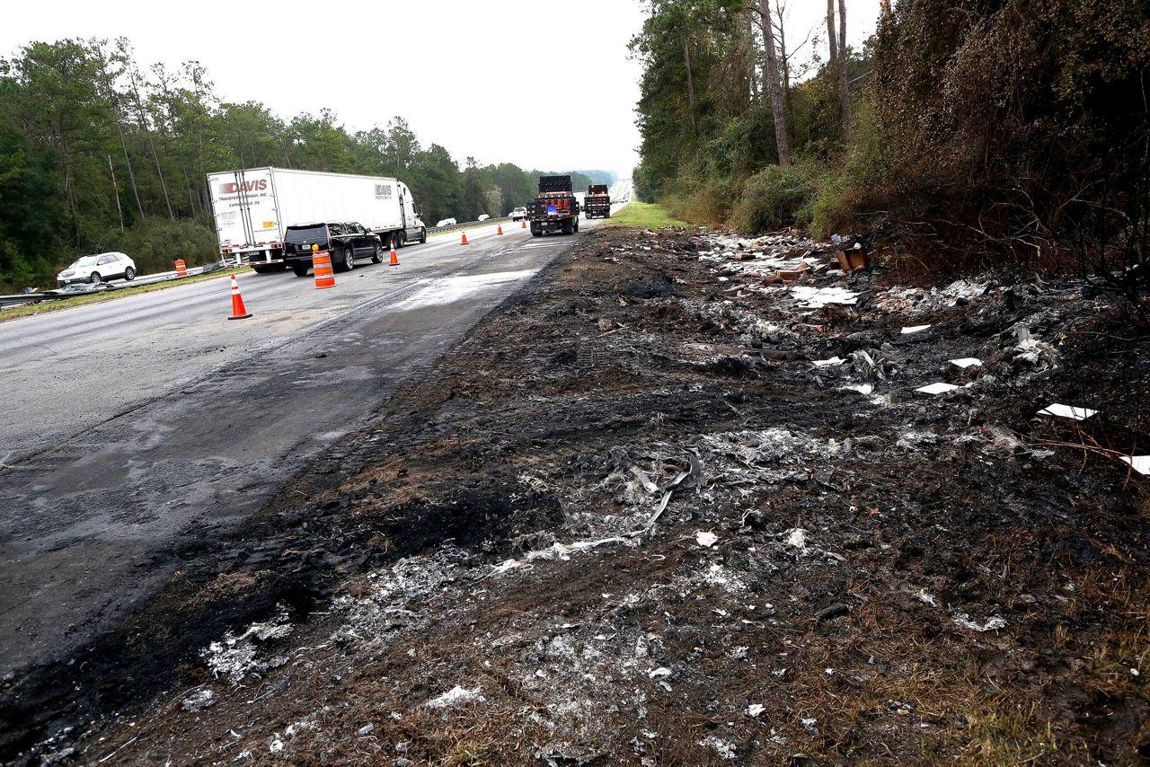 Florida Car Accident: 5 Children Heading To Disney Killed In Fiery Florida Crash