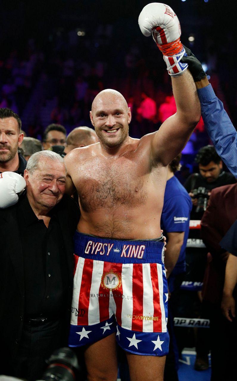 Fury Boxer