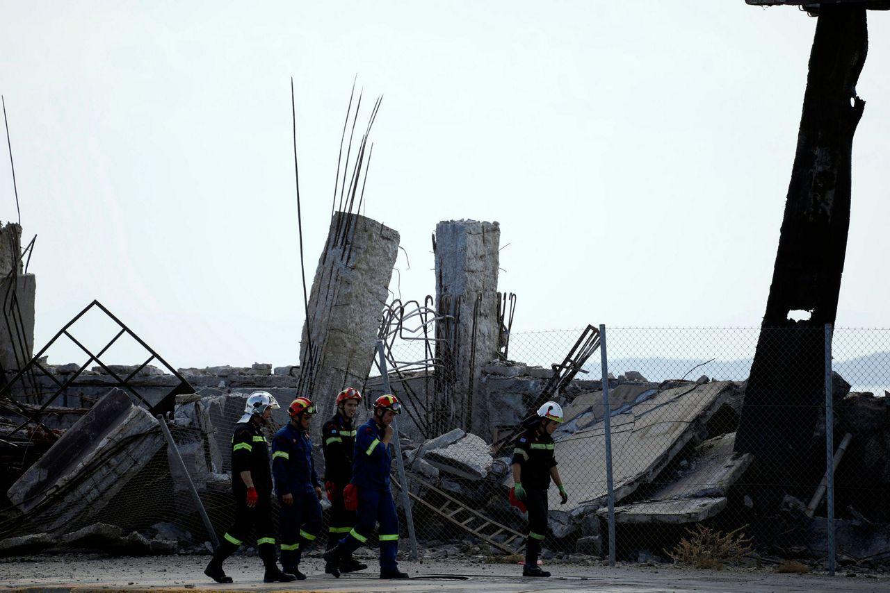 athens earthquake - photo #14