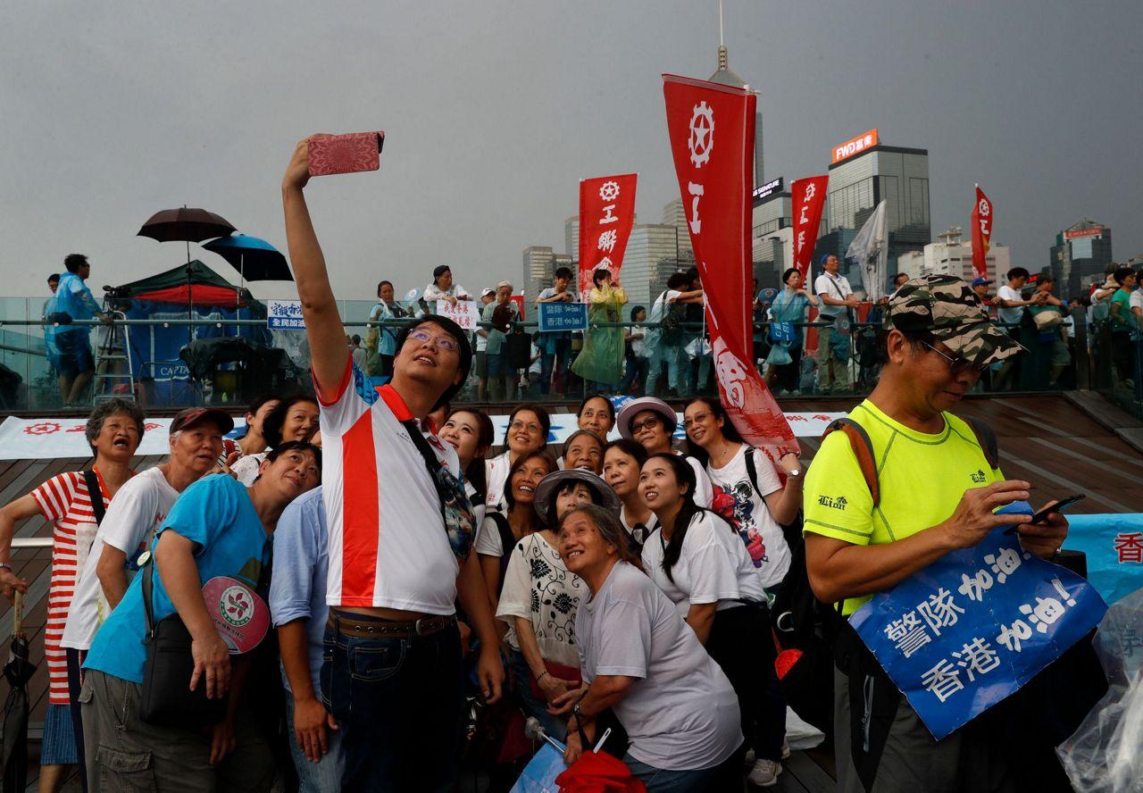 hong kong protests - photo #11