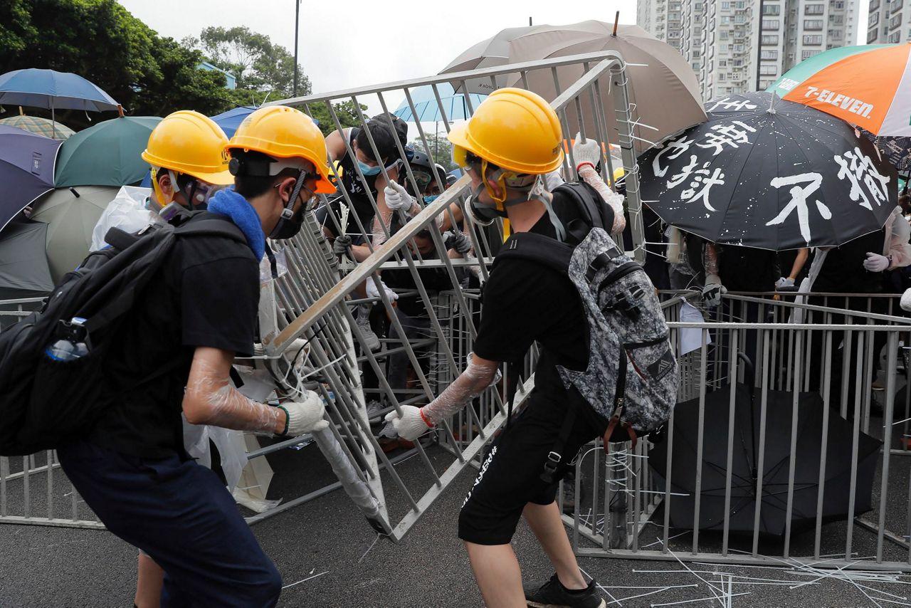 hong kong protests - photo #40