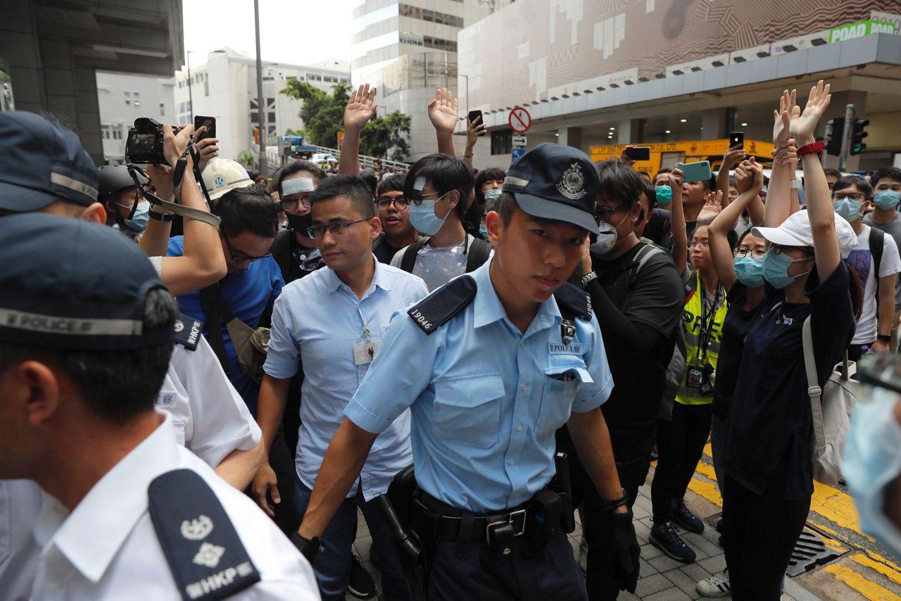 hong kong protests - photo #23