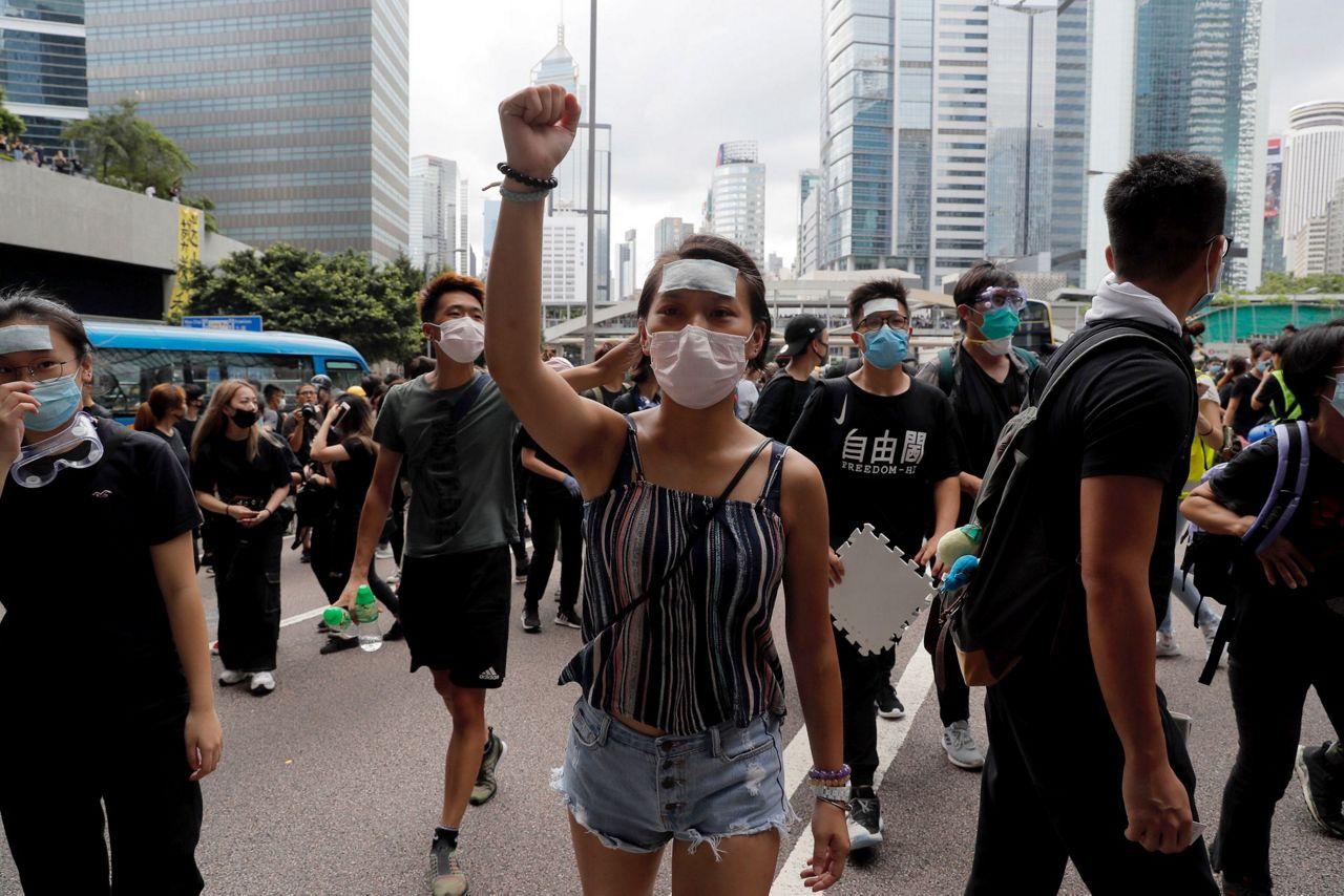 hong kong protests - photo #34