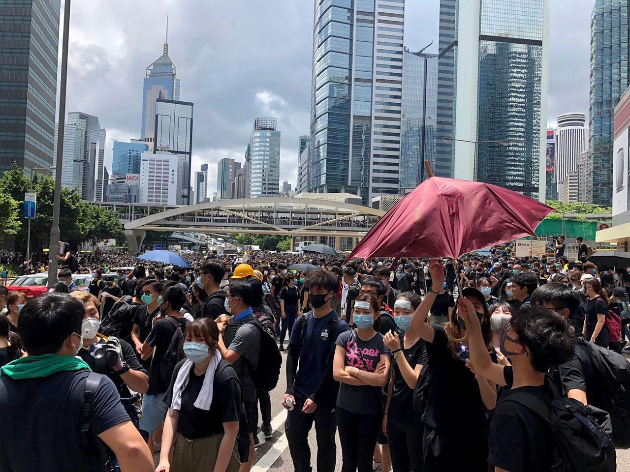 hong kong protests - photo #32