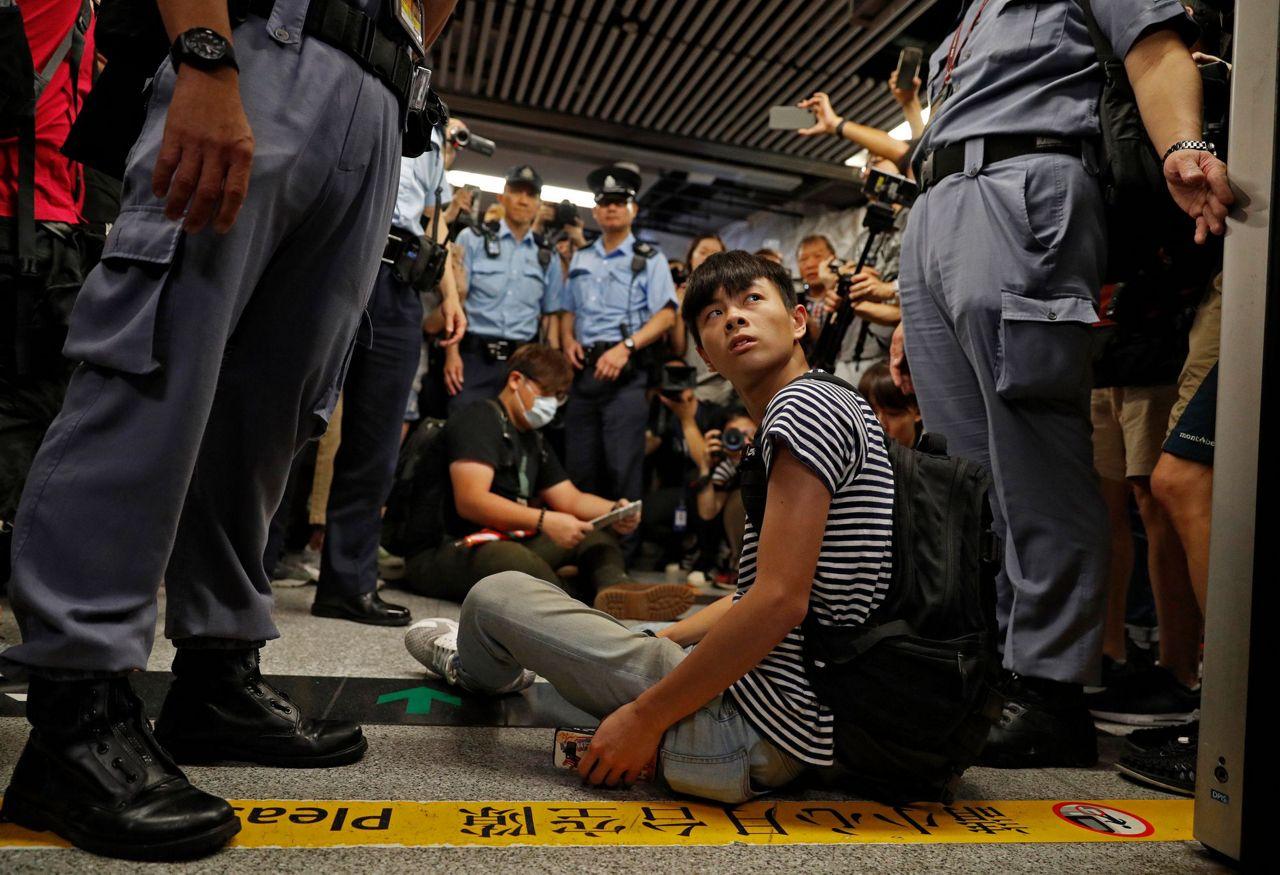 hong kong protests - photo #43