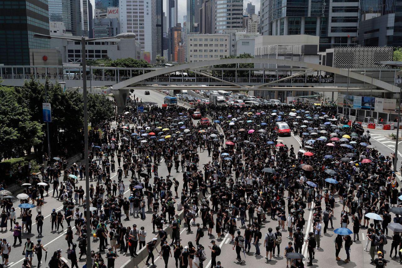 hong kong protests - photo #42