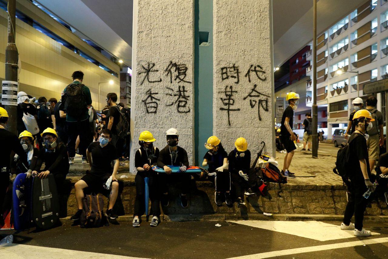 hong kong protests - photo #19